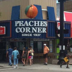 Photo taken at Peaches Corner by Lisa M. on 5/15/2012