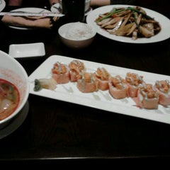 Photo taken at Orchid Asian Bistro by Kevin C. on 5/19/2012