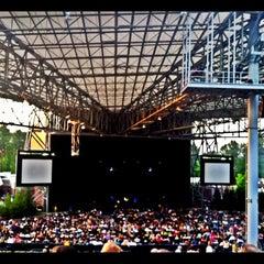 Photo taken at Verizon Wireless Amphitheatre at Encore Park by Della M. on 5/2/2012