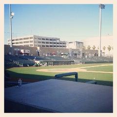 Photo taken at Banner Island Ballpark by Mark W. on 5/13/2012