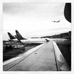 Photo taken at Terminal 3 by Hazel S. on 8/25/2012