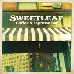 Photo taken at Sweetleaf by Cynthia D. on 4/8/2012