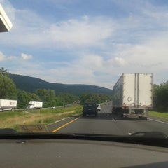 Photo taken at I-70 by Kelli S. on 8/6/2012