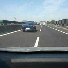 Photo taken at Autostrada A13 by Дмитрий В. on 7/20/2012
