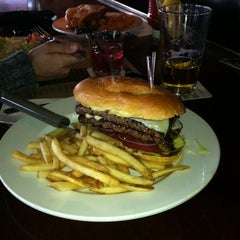 Photo taken at Brick House Tavern + Tap by ✈The W. on 3/9/2012