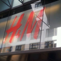Photo taken at H&M by Neola on 6/2/2012