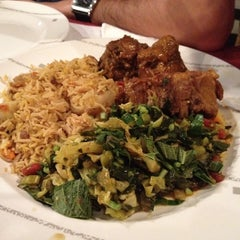 Photo taken at Flavors Of East Africa by Peter W. on 8/28/2012