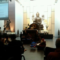 Photo taken at Kechara House by Freon T. on 4/1/2012