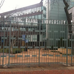 Photo taken at Long Island University by Cindy B. on 3/1/2012