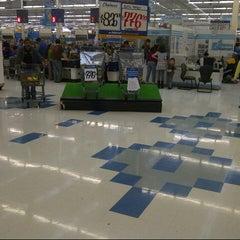 Photo taken at Walmart by Edgar M. on 8/19/2012