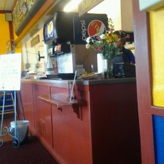Photo taken at Burrito Factory by Raymond G. on 8/11/2012