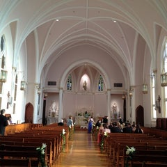 Photo taken at Academy of the Sacred Heart by Carmen M. on 3/31/2012