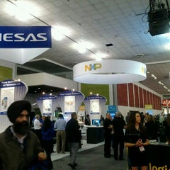 Photo taken at San Jose McEnery Convention Center by Manya L. on 3/29/2012