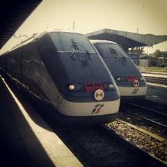 Photo taken at Stazione Venezia Mestre by Evgenii K. on 9/2/2012