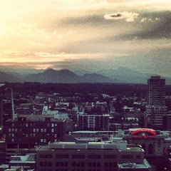 Photo taken at The Westin Denver Downtown by Ong A. on 6/12/2012
