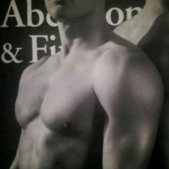Photo taken at Abercrombie & Fitch by Anthony W. on 5/4/2012