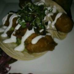 Photo taken at MexiBBQ Kitchen & Draught by M.D. K. on 4/14/2012