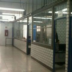 Photo taken at Universidad Insurgentes Plantel Norte by Enrique G. on 5/28/2012