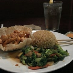 Photo taken at Fuji Japanese Steakhouse by Rich H. on 7/12/2012
