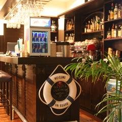 Photo taken at Cafe Cafen Bistro by Galip G. on 2/17/2012