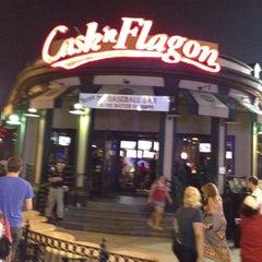 Das Foto wurde bei Cask 'n Flagon von Nadine B. am 8/4/2012 aufgenommen
