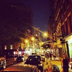 Photo taken at Nolita House by Nikelii B. on 6/29/2012