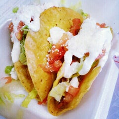 Photo taken at Taco Fiesta by Pleasure Palate on 5/14/2012