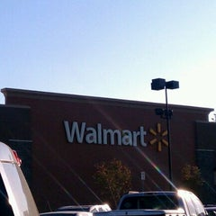 Photo taken at Walmart Supercenter by Mary A. on 10/14/2011