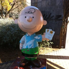Photo taken at Charles M. Schulz Museum & Research Center by vandy m. on 3/4/2012