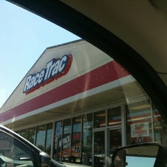 Photo taken at RaceTrac by Danielle on 4/16/2011