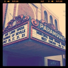 Photo taken at The Paramount by Liam on 7/9/2011