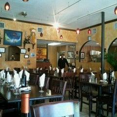 Photo taken at El Cristo Restaurant by Gustavo R. on 10/21/2011