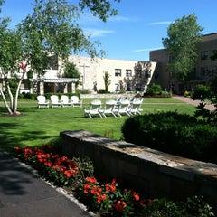Photo taken at St. John's University by Ruth H. on 6/7/2012