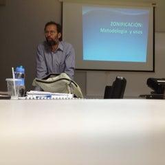 Photo taken at Sala de Maestría-Escuela de Historia UNA by Alejandro  M. on 4/24/2012