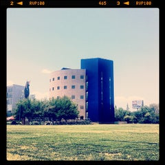 Photo taken at ITESM Campus Chihuahua by Javier R. on 6/18/2012