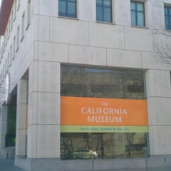 Photo taken at The California Museum by alison on 1/29/2012