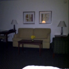 Photo taken at Residence Inn Beaumont by Amanda on 11/3/2011