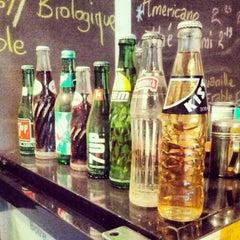 Photo taken at Kahwa Café by Louis-Felix B. on 4/7/2012