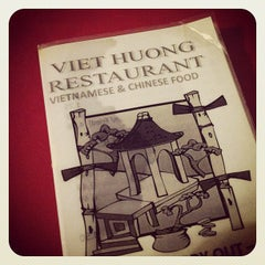 Photo taken at Viet Huong by Brian O. on 10/26/2011