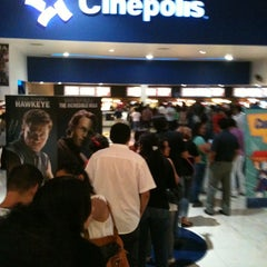 Photo taken at Cinépolis by Alexander A. on 4/28/2012