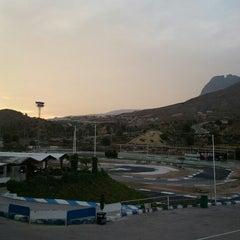 Photo taken at Karting by Ivan R. on 7/3/2012
