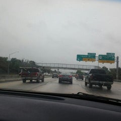 Photo taken at Interstate 4 & FL State Route 408 by Nici on 3/11/2012