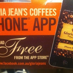 Photo taken at Gloria Jean's Coffees by David V. on 8/1/2011