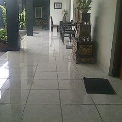 Photo taken at KIRANA Hotel by Ulan R. on 9/7/2011