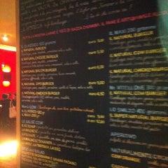 Photo taken at COW Burger Restaurant by Matteo Pietro G. on 9/15/2011