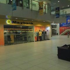 Photo taken at Maybank Skypark Terminal by Siraj F. on 12/3/2011