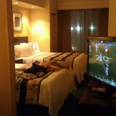 Photo taken at Springhill Suites by Brian H. on 10/2/2011