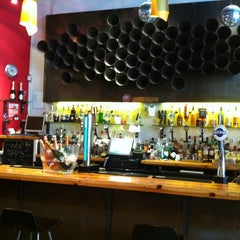 Photo taken at Bar 91 by Phil f. on 6/8/2012