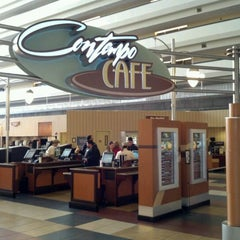Photo taken at Contempo Cafe by Bill I. on 1/14/2012