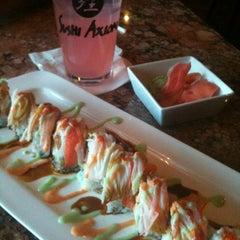Photo taken at Sushi Axiom by Chunky Monkey on 11/30/2011